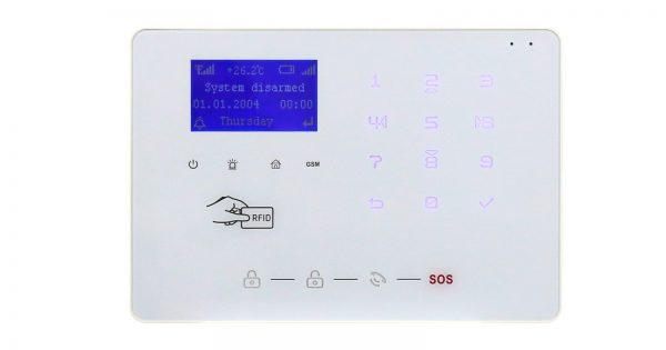 Centrale di allarme swm2q
