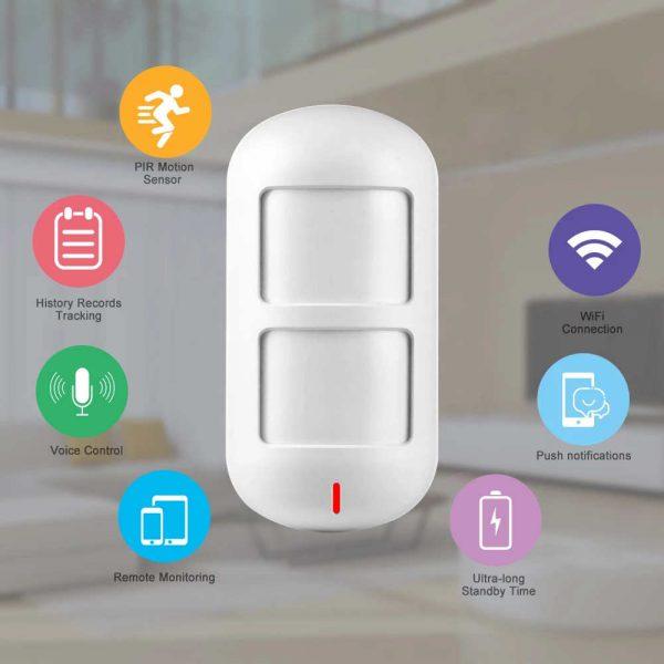 SHW-6-Tuya-Senza-Fili-Wifi-Rilevatore-di-Smart-Dual-Pet-Immune-PIR-Sensore