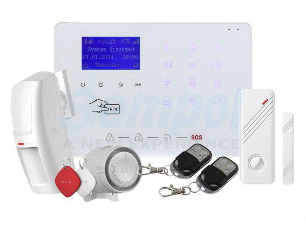 Centrale di allarme wireless SWHA2